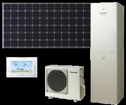 エコキュート 太陽光発電 蓄電池